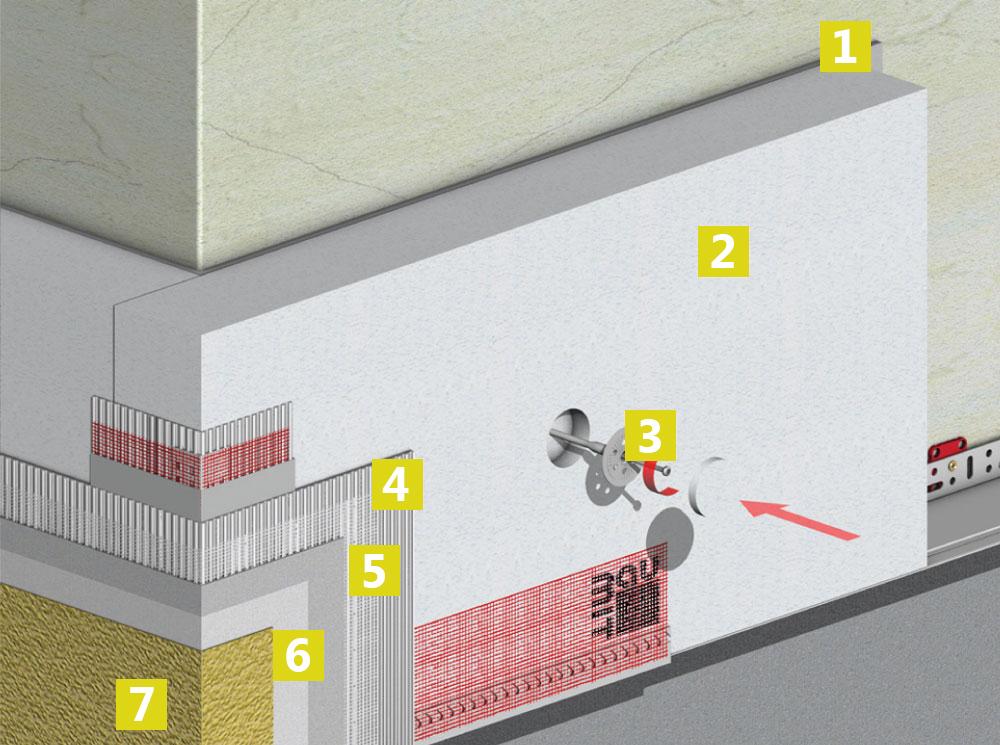 schema sistemului baumit duo