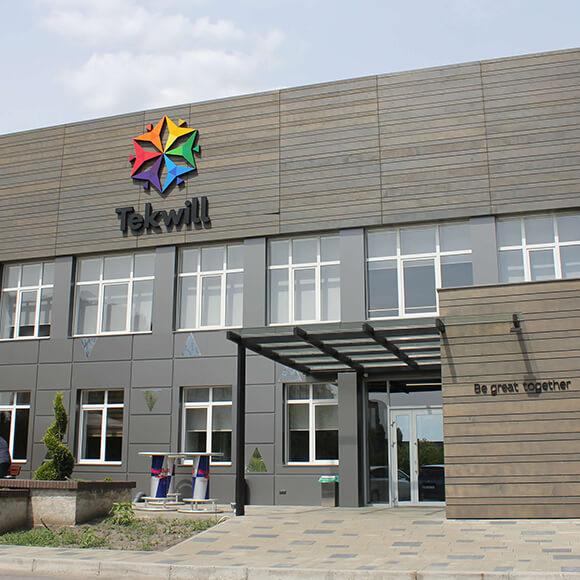 Fatada ventilata Tekwill Moldova