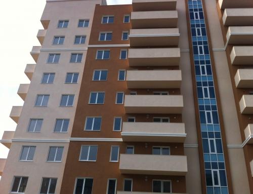 Termoizolarea fatadei ATA Construct Balti