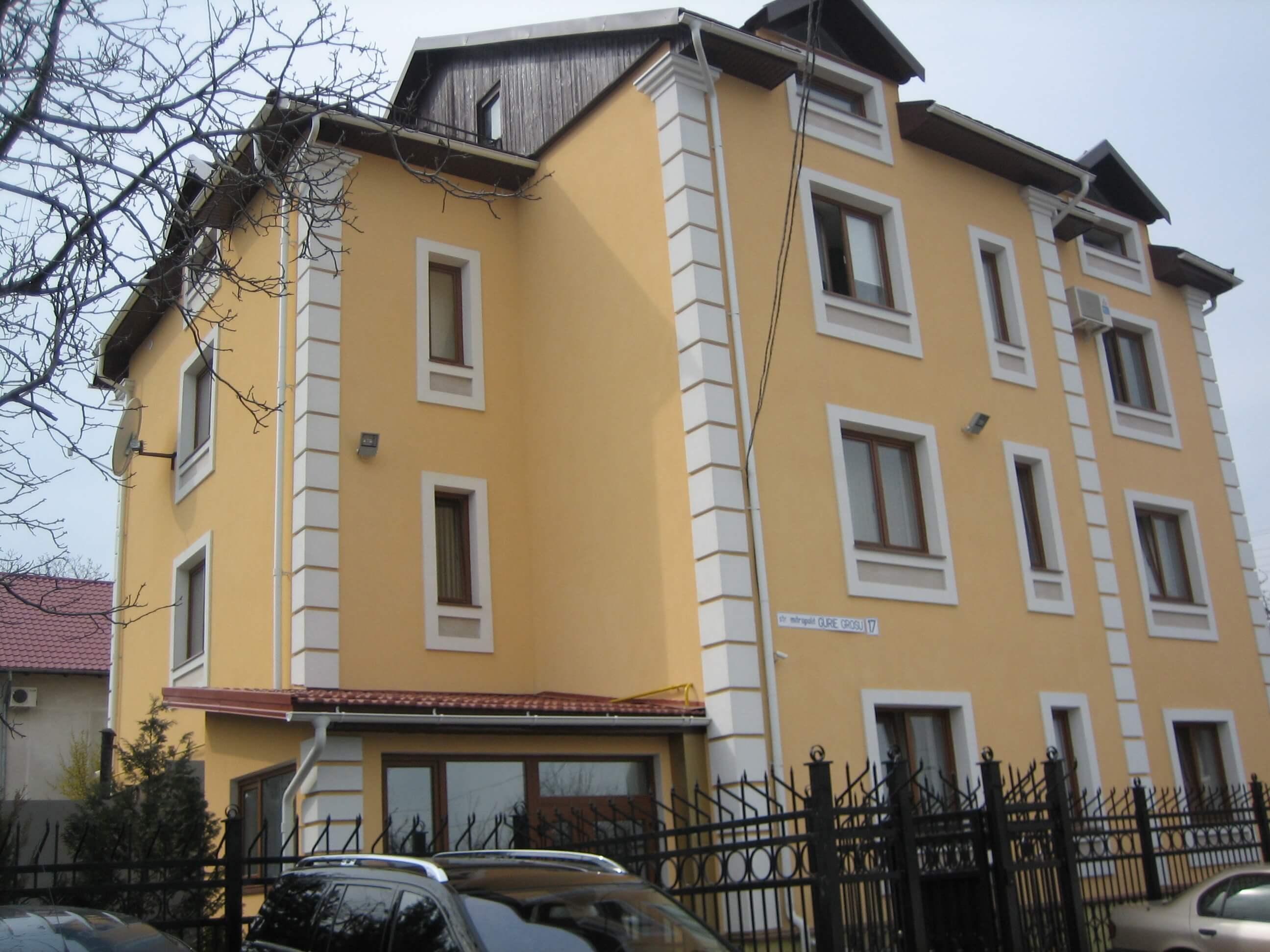 Termoart Lux Termoizolarea Fatadelor Fatade Ventilate In Moldova